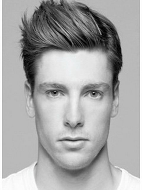 Oblong Faces Hairstyles For Oblong Faces Mens Hairstyles Haircuts For Men Hair Styles 2014