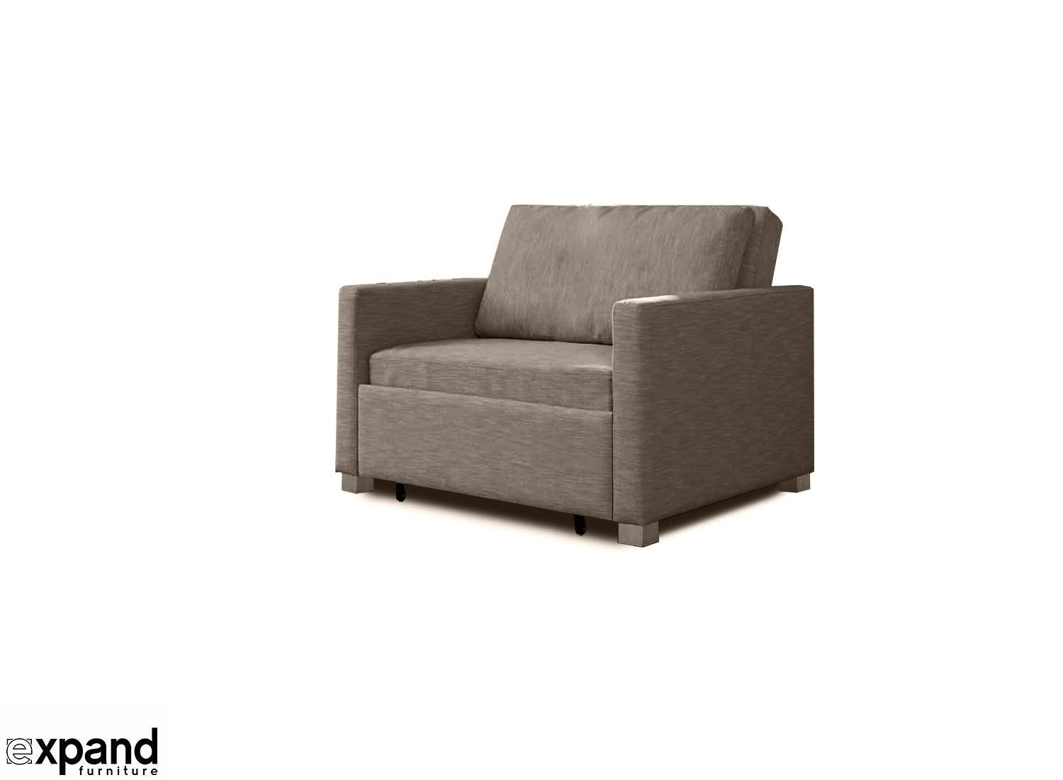 Stupendous Harmony Single Sofa Bed With Memory Foam Single Sofa Lamtechconsult Wood Chair Design Ideas Lamtechconsultcom