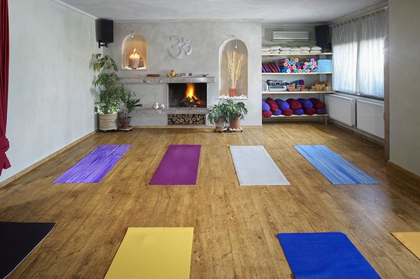 Yoga Studio Design, Yoga Studio