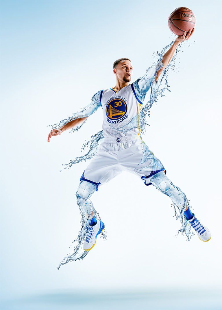 Drink Amazing Steph Curry For Brita Water Filters Nba