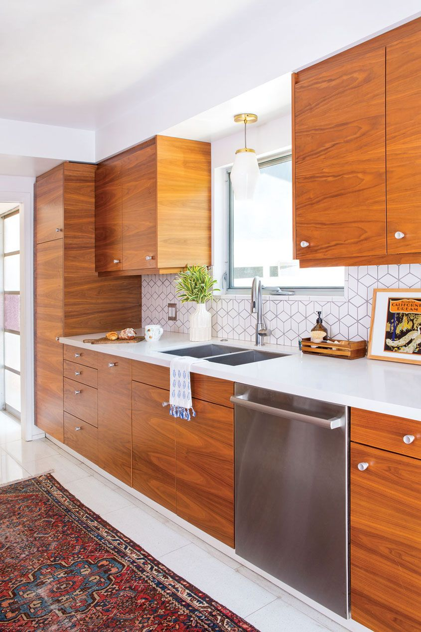 Old Meets New In This Clever Modern Kitchen Remodel In 2020