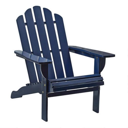 One of my favorite discoveries at Christmas Tree Shops andThat! - Painted Classic Adirondack Chair
