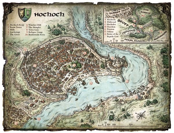 Fictional City Maps on Adweek Talent Gallery Mappery Pinterest - new random world map generator free