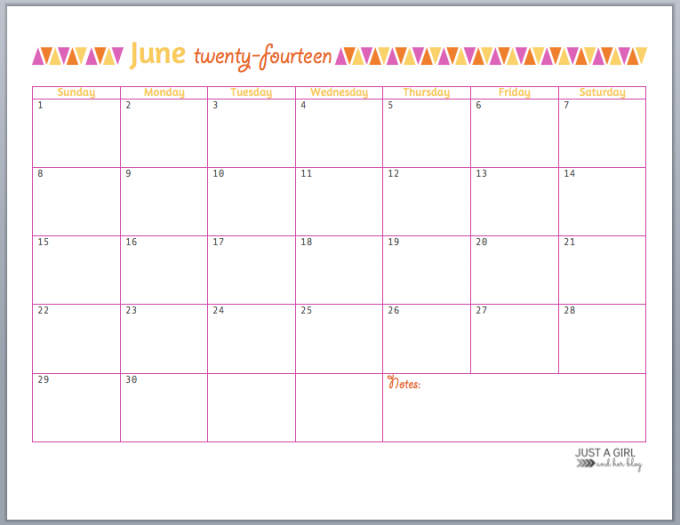 Organizing Summer Projects   JustaGirlandHerBlog.com