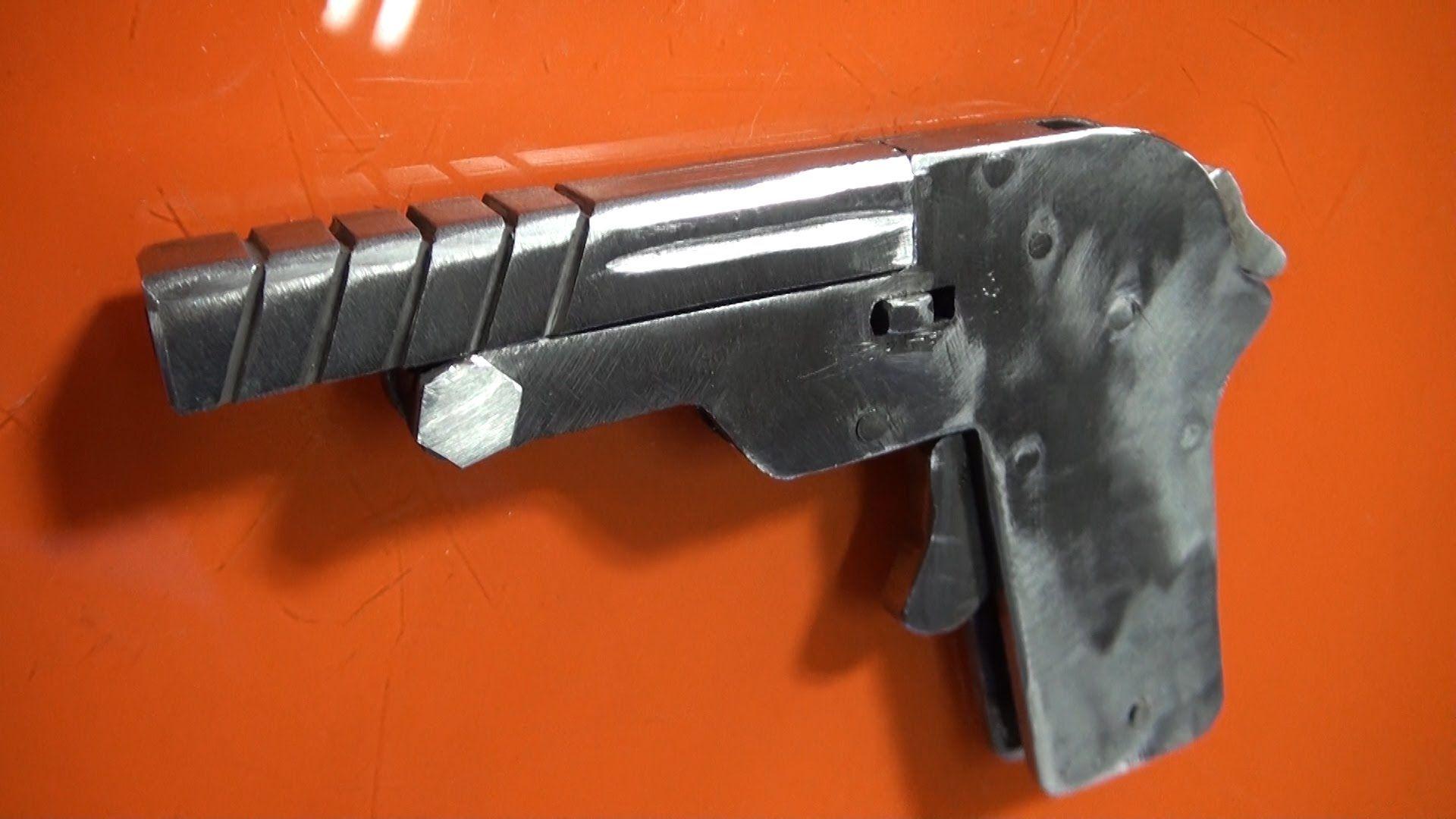 Pistola - mecanismo interior | Арбалеты | Pinterest | Pistola y ...