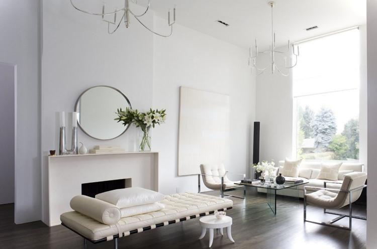 Moderne hallen: 50 unglaubliche minimalistische ideen interior