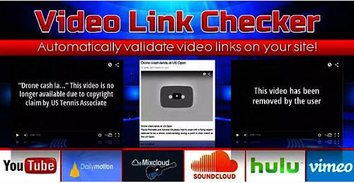 Broken link checker plugins for WordPress