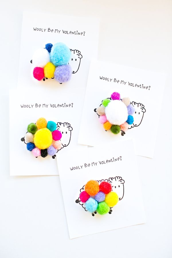 the 13 cutest valentines day cards to make with your kids
