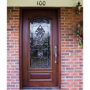 Wood Entry Door With Glass Choice Image - Doors Design Ideas