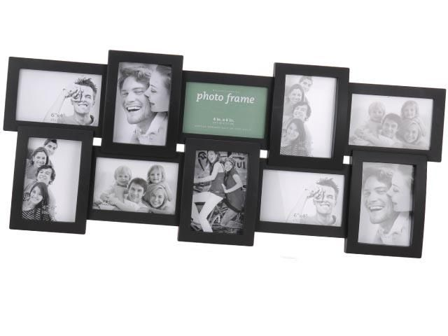 Portafotos multiple 10 fotos 10x15 cm comprar oferta Oferta decoracion hogar online