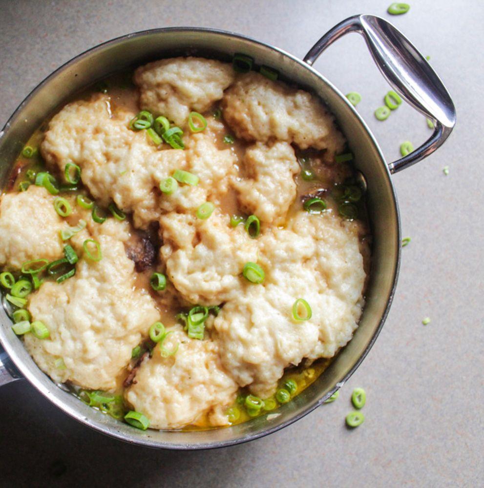 Turkey n Dumplings