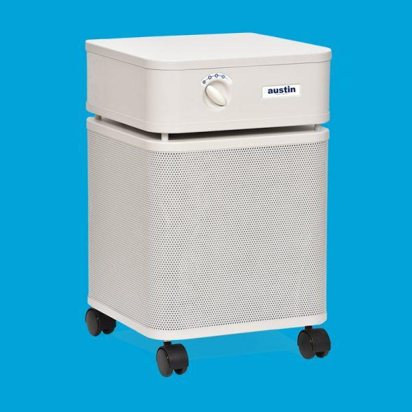 Healthmate Plus Air purifier, Centrifugal fan, The unit