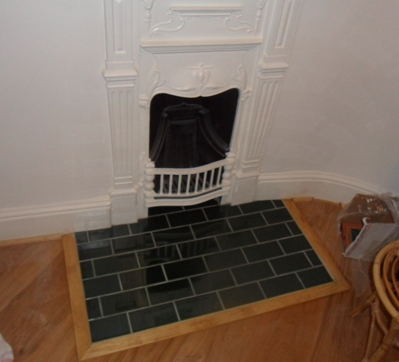 Image Result For How To Replace Tiles In A Victorian Fireplace