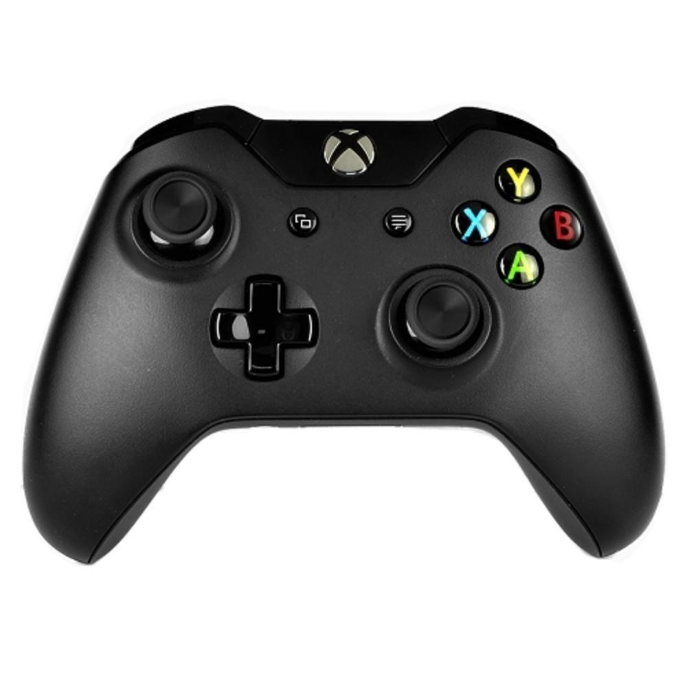 Microsoft Xbox One Wireless Controller (Black) Xbox one