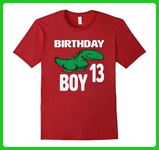 Mens 13th Birthday Boy Age 13