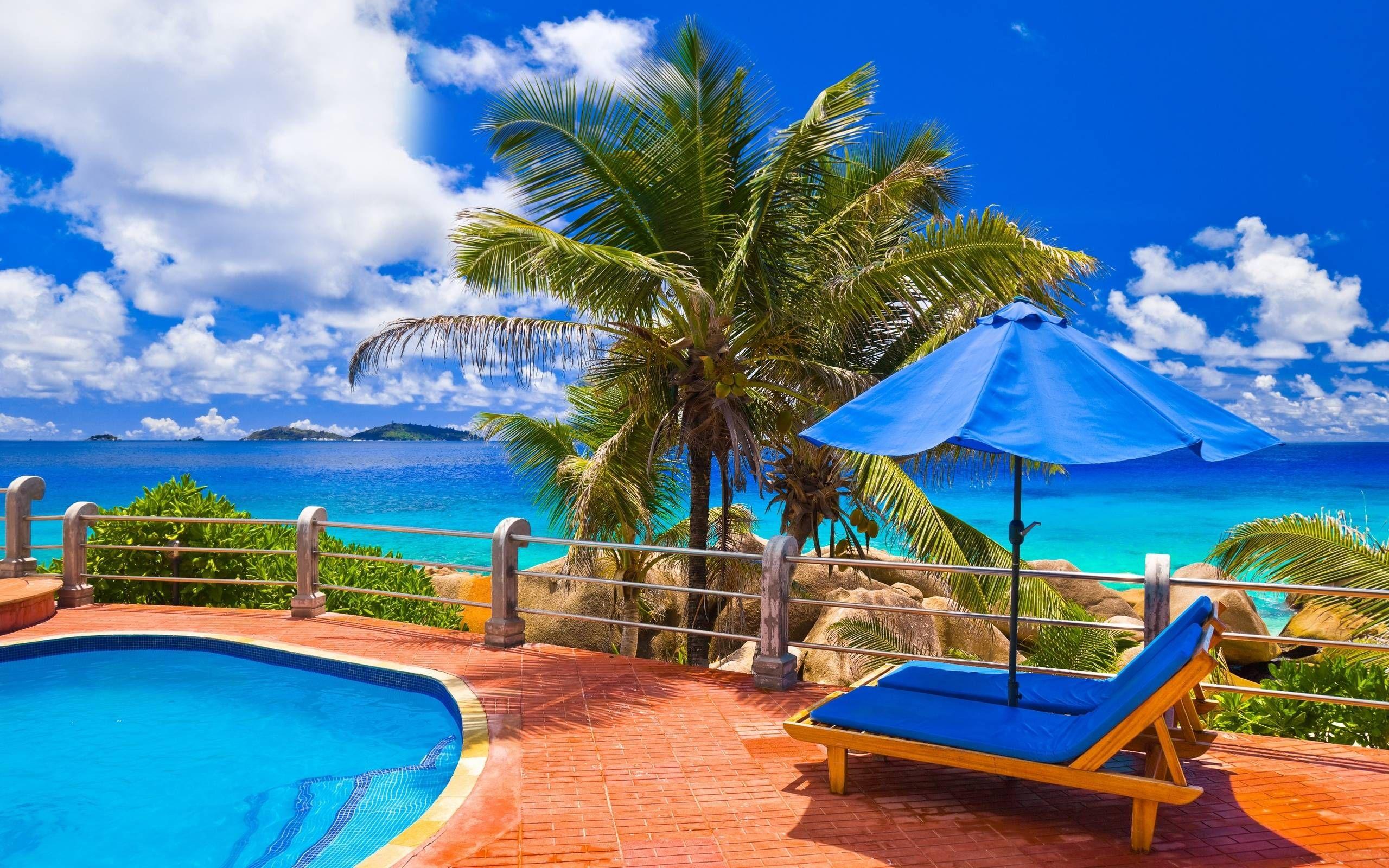 Hd Summer Desktop Backgrounds Wallpapers Backgrounds Images Art Photos Summer Wallpaper Beach Wallpaper Paradise Pools