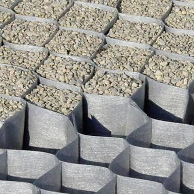 honeycomb mats gravel - google