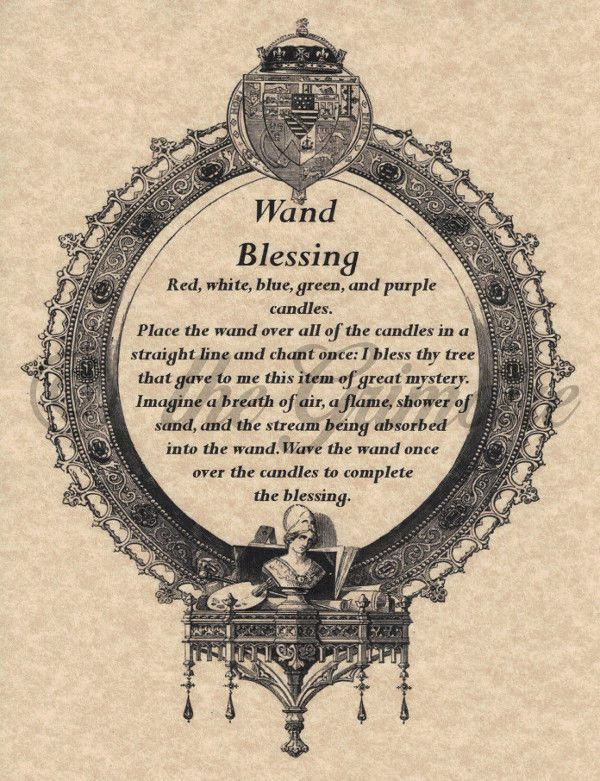 Witch Wands Real: Wand Blessing, Book Of Shadows Pages, Real Witchcraft