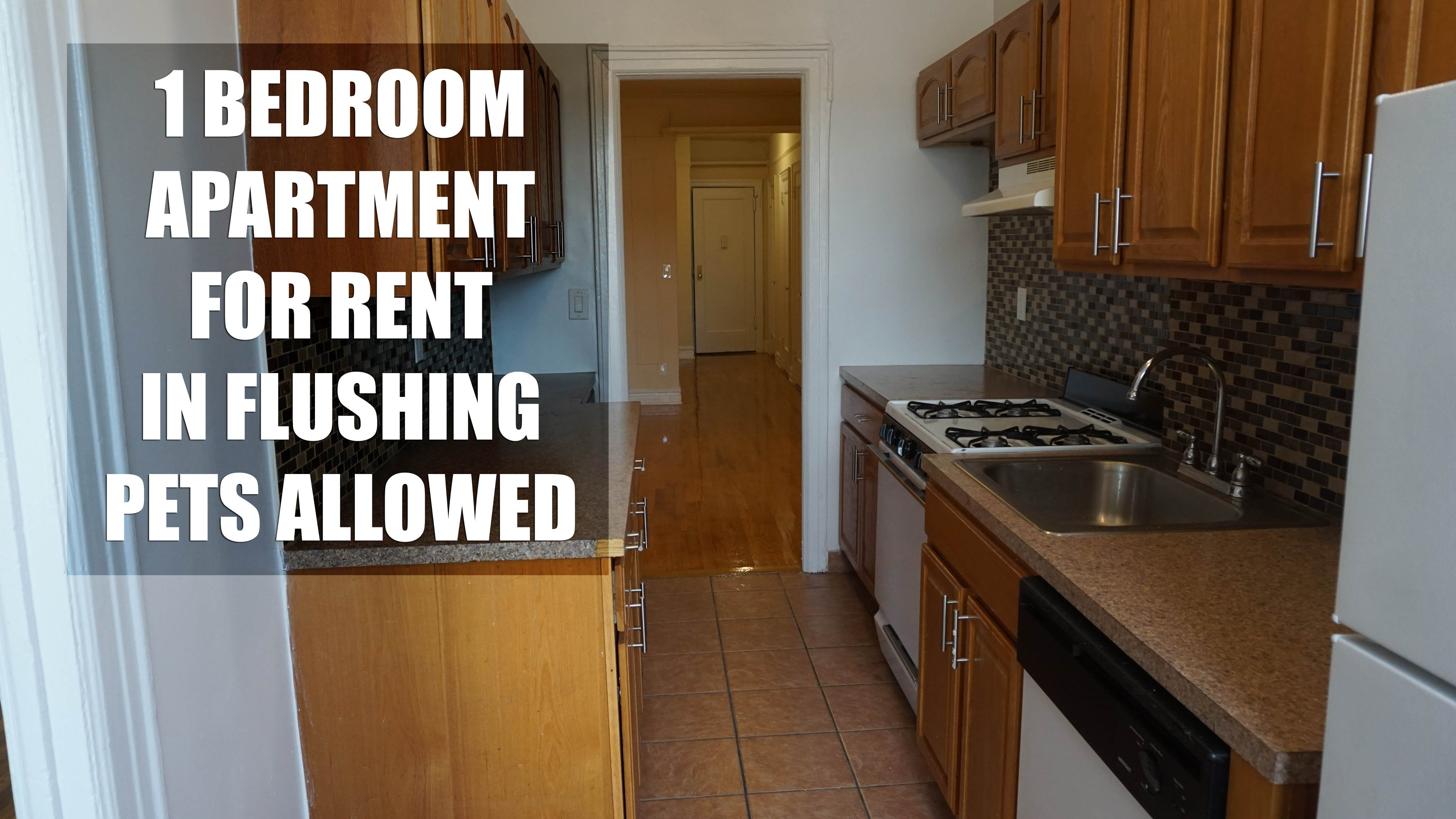 1 Bedroom apartment for rent in Flushing, Queens, NYC 1