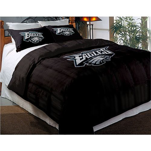 Philadelphia Eagles Twin Full Comforter Set