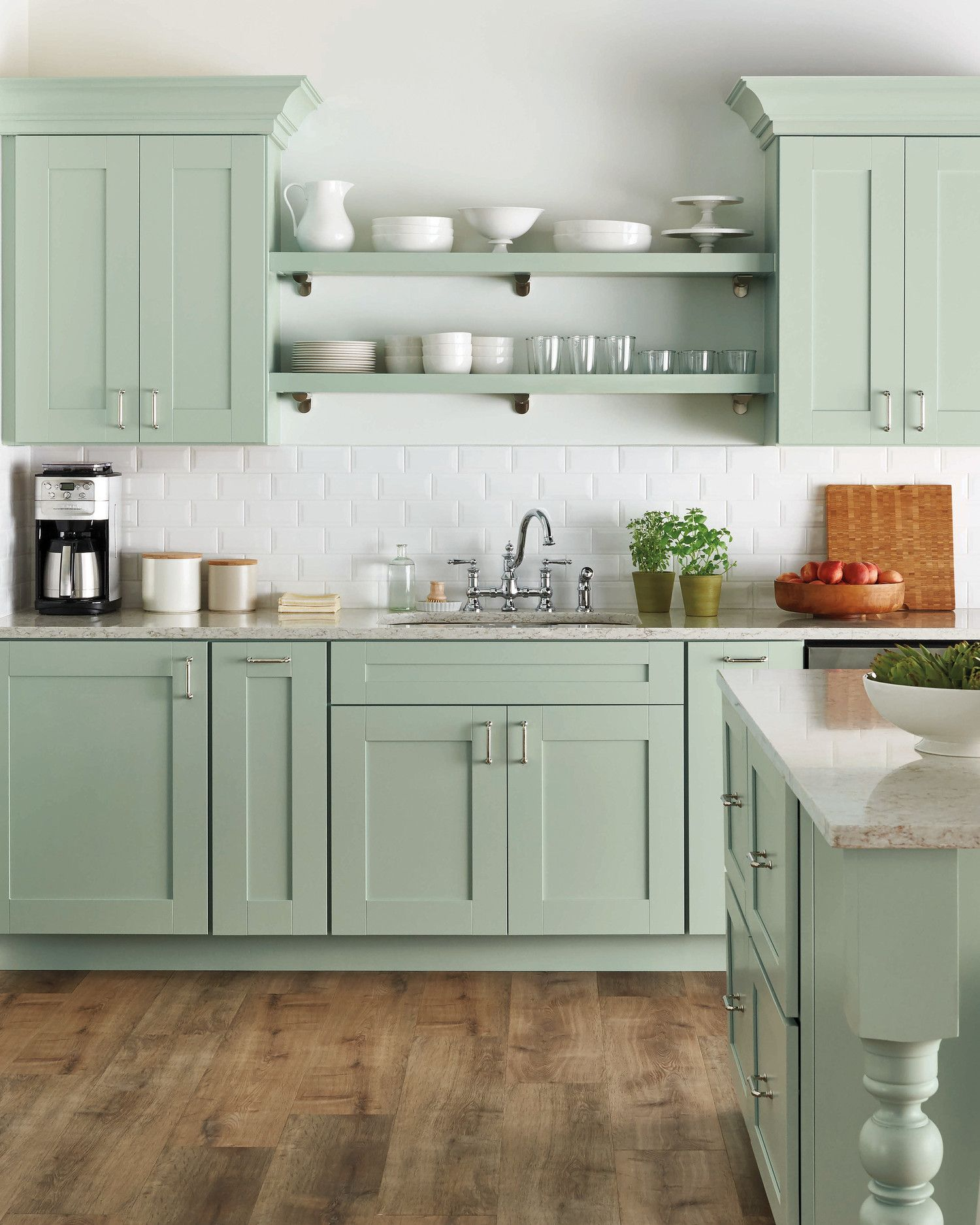 Best Select Your Kitchen Style Green Kitchen Designs Green 400 x 300
