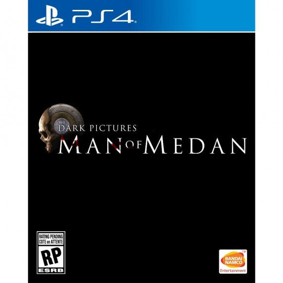 The Dark Pictures Man of Medan  PlayStation 4