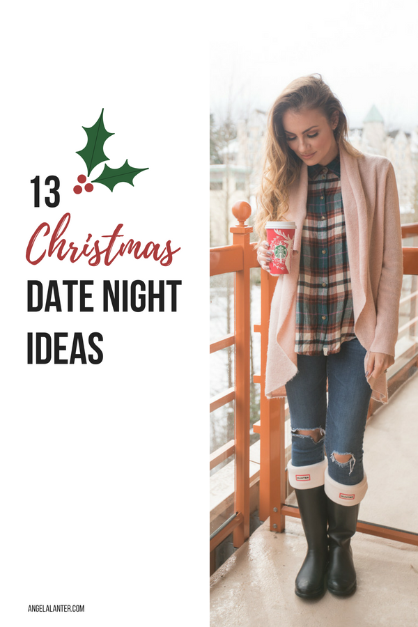 Date night xmas gifts for girls