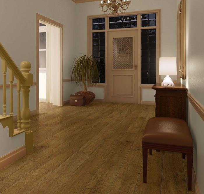 Quickstep Perspective Harvest Oak Flooring Pinterest