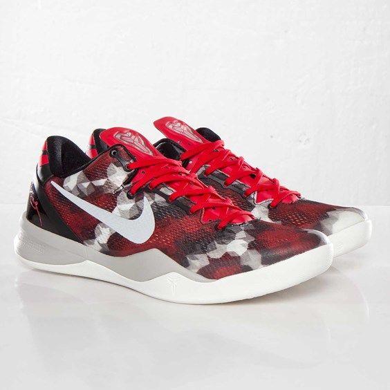 new product d4147 81773 Nike Kobe 8 System