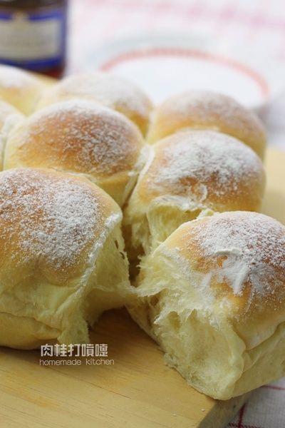 超鬆軟煉乳餐包食譜by 肉桂打噴嚏 Recipe Tasty Bread Recipe Yeast Dinner Rolls Recipe Milk Bread Recipe