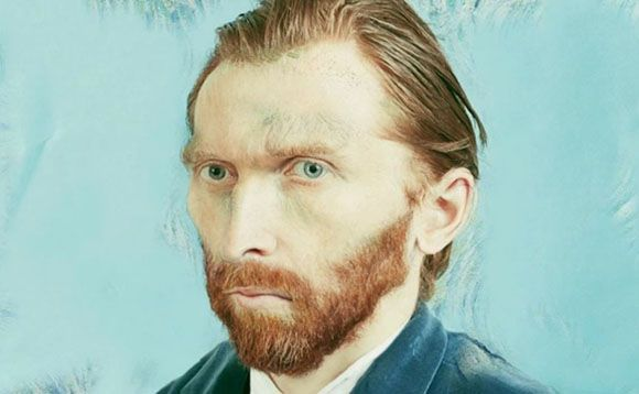Revealing Vincent van Gogh by Tadao Cern