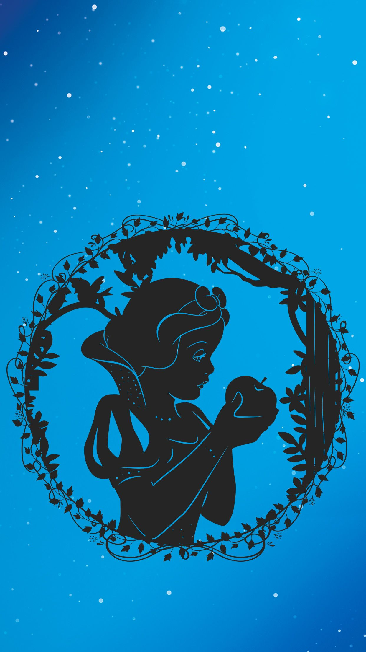 These PapercutInspired Disney Princess Phone Wallpapers