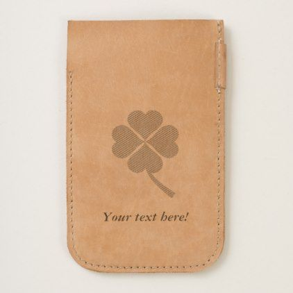 #personalize - #Four-leaf clover iPhone 6/6S case