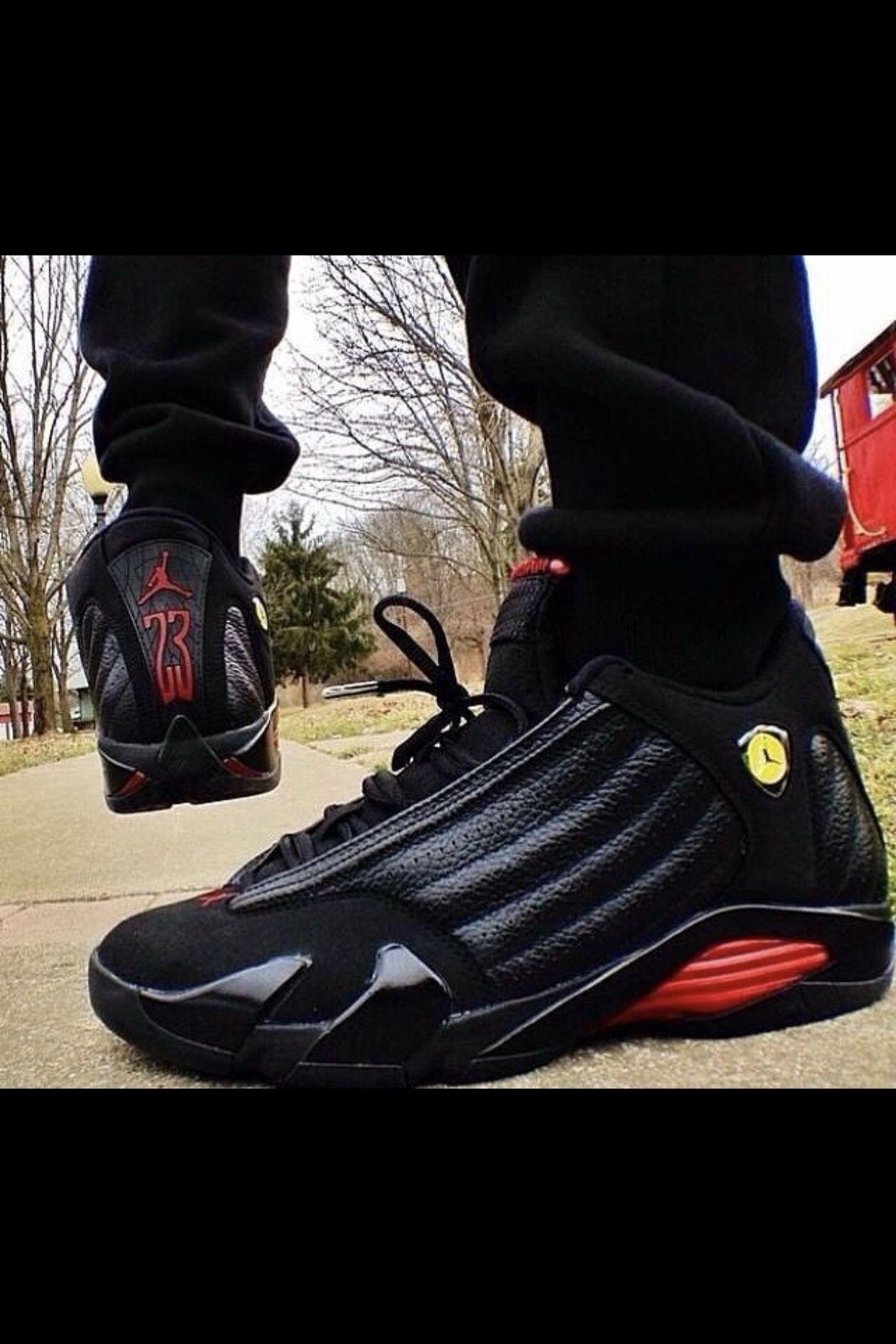 54b366d071ecde Men s Jordan Retro 14 - Black