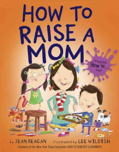 "The creators of the best-selling How to Babysit a Grandpa present a lighthearted, uplifting story about the secrets to ""raising"" a happy, healthy mom, from waking her up in the middle of the night to arrange play dates to motivating her to eat her veggies."