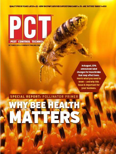 Magazine Pct Pest Control Technology With Images Pest Control