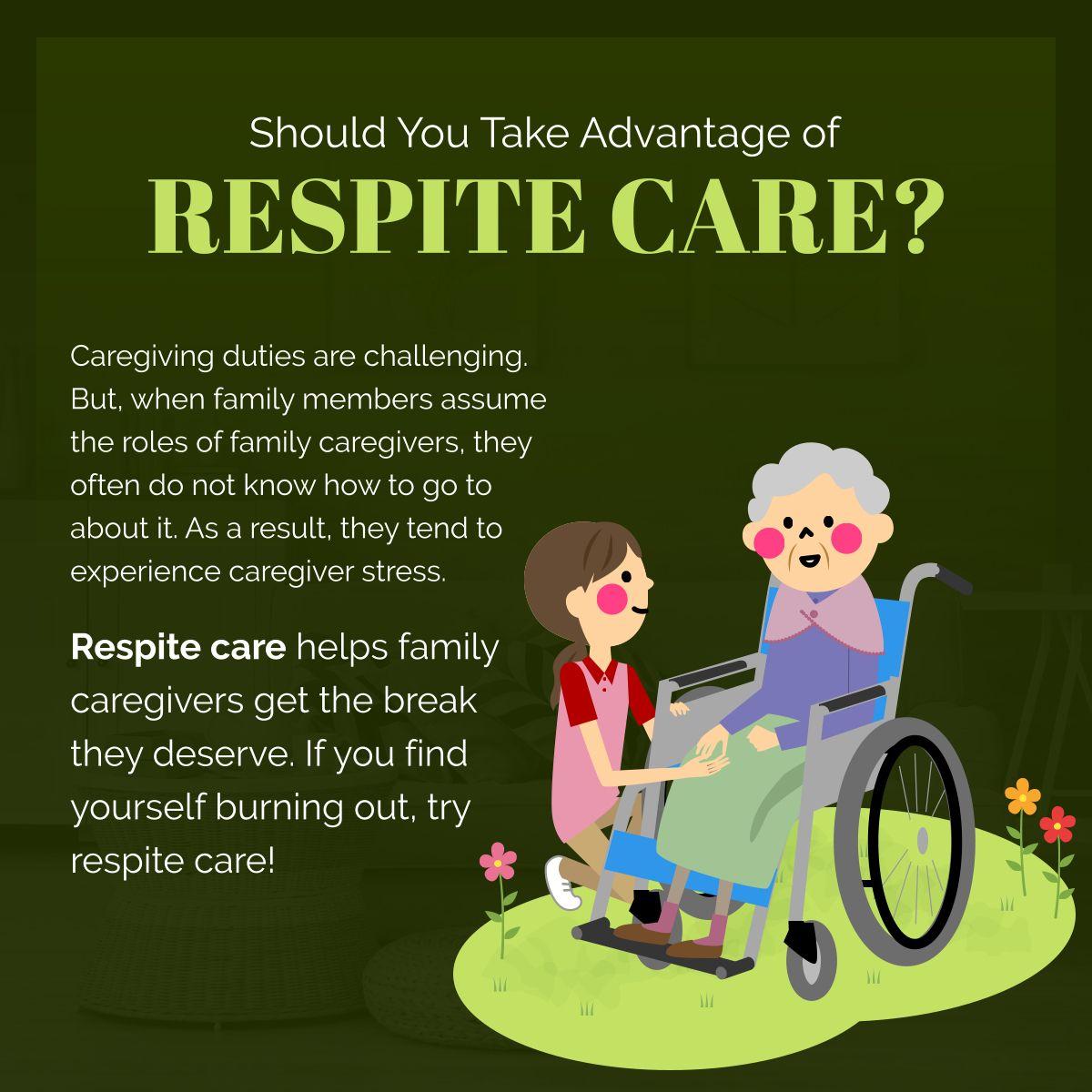 Should You Take Advantage of Respite Care? RespiteCare