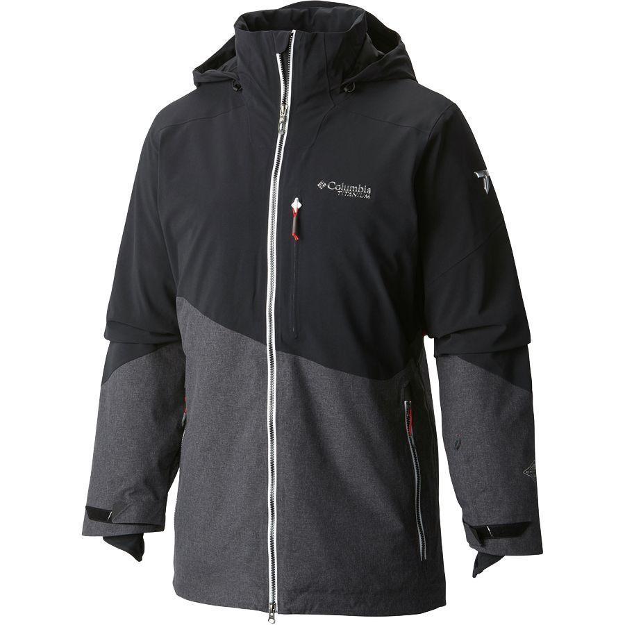 985979f71 $400 COLUMBIA MENS M SHREDDIN SKI/SNOWBOARDING OMNI HEAT JACKET NEW ...