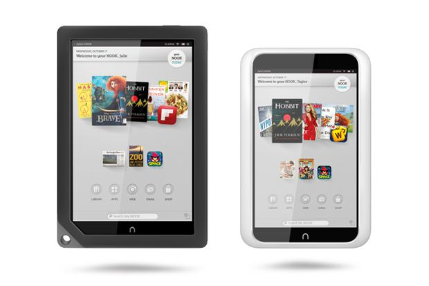 Barnes Noble Introduces Two New Nook Tablets Nook Android