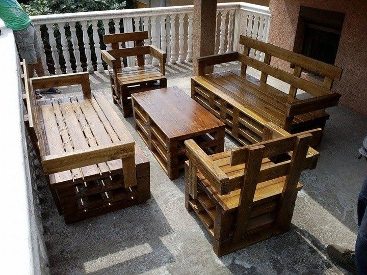 Wooden Pallet Recycling Ideas | Upcycle Art | Pallet ...