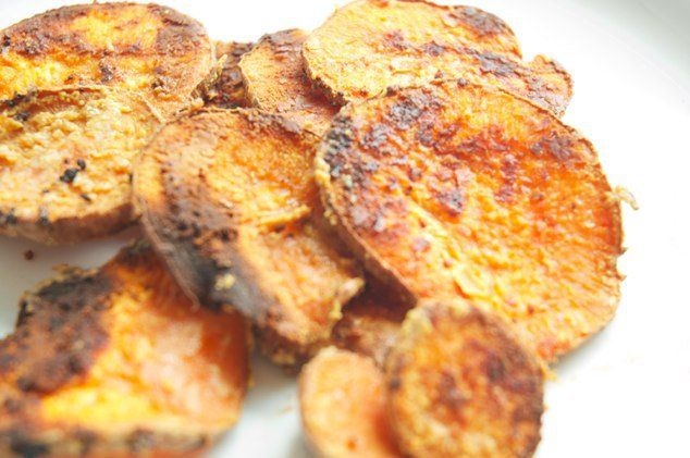 Almond Butter Sweet Potato Fries   Your Thoughts