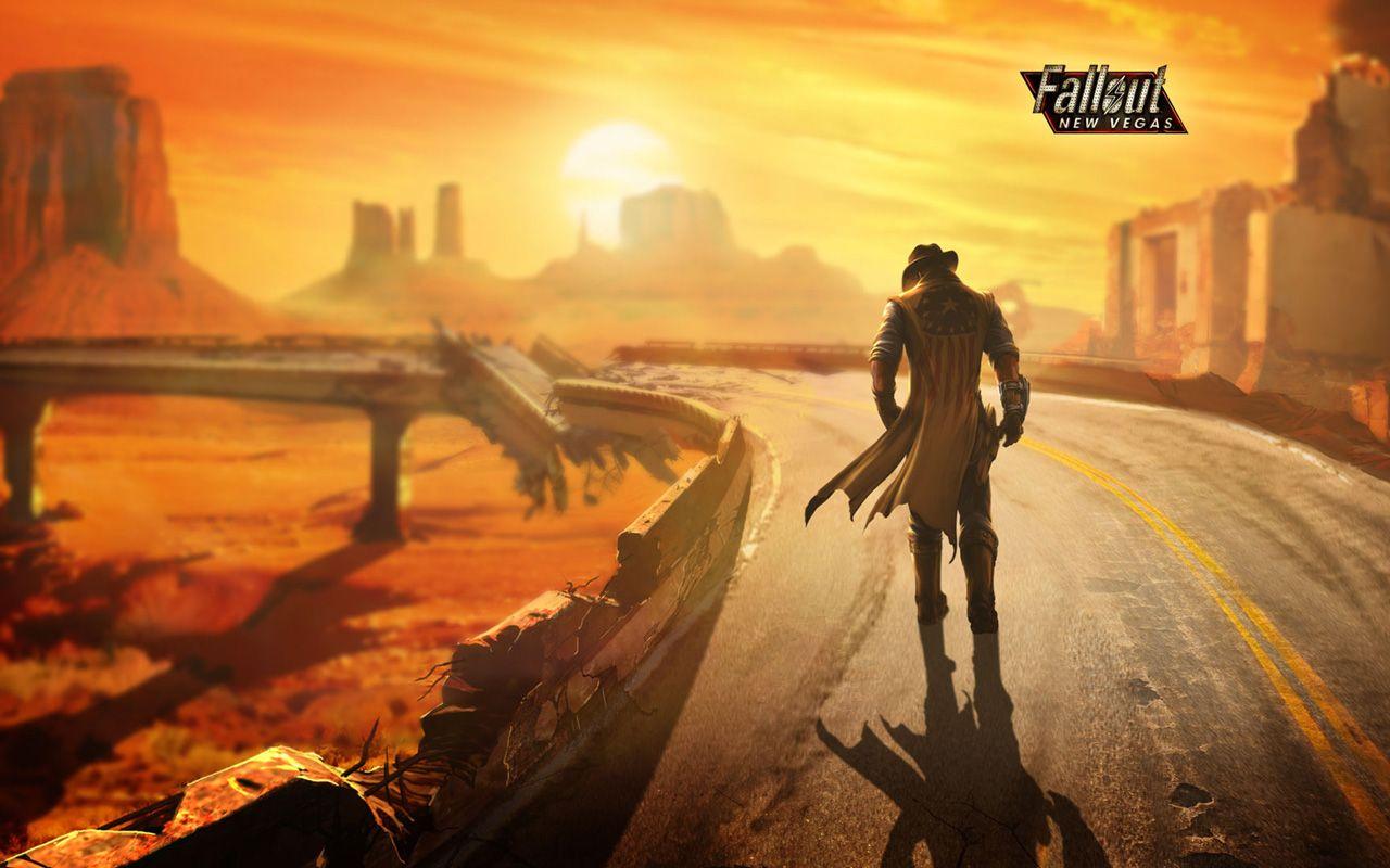 Fallout New Vegas Review Fallout Wallpaper Fallout New Vegas Fallout Art