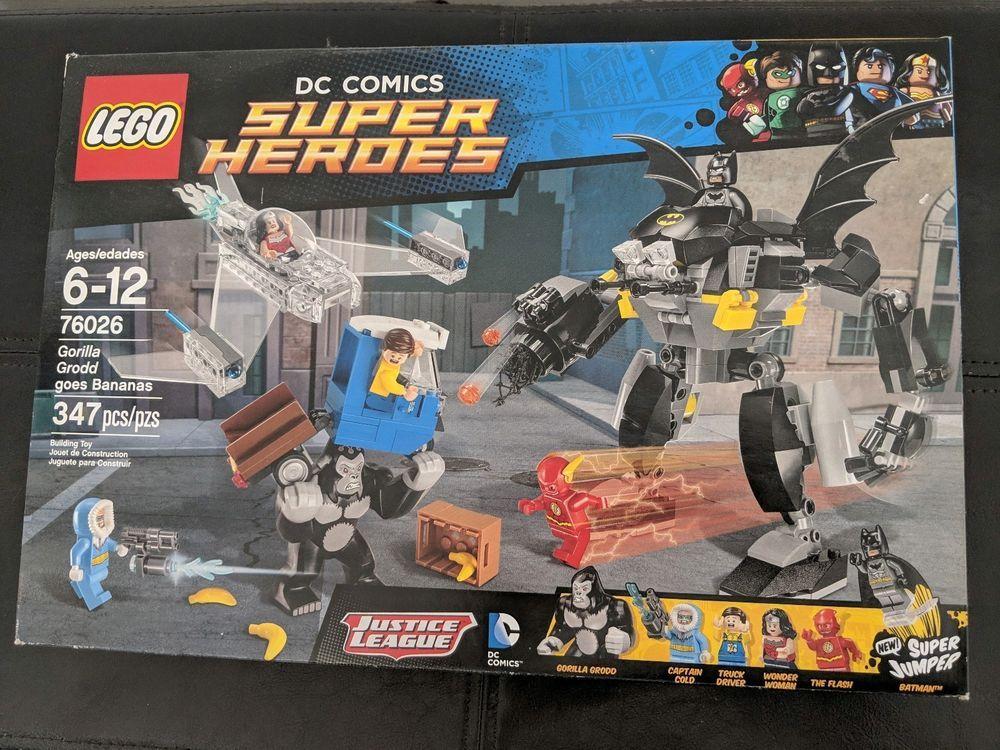 445a73a342270bd172f8626bd3c6831a - How To Get Gorilla Grodd In Lego Batman 2