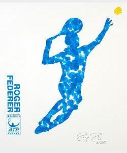 Tennis - Barclays ATP World Tour Finals - Art of Tennis #federer #tennisart