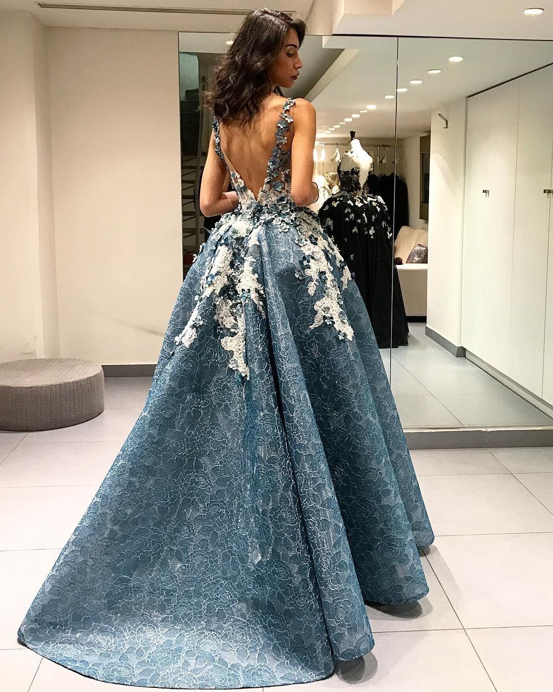 محلات فساتين سهرة في جدة من الرابط Dresses Fashion Gorgeous Gowns