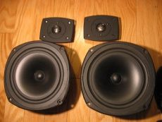 Tweeters and Woofers from Celestion DL8 Speakers Photo #378741 - Canuck Audio…