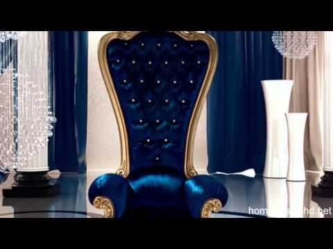 Perfect Luxury Furniture The Throne Armchair By Caspani   YouTube