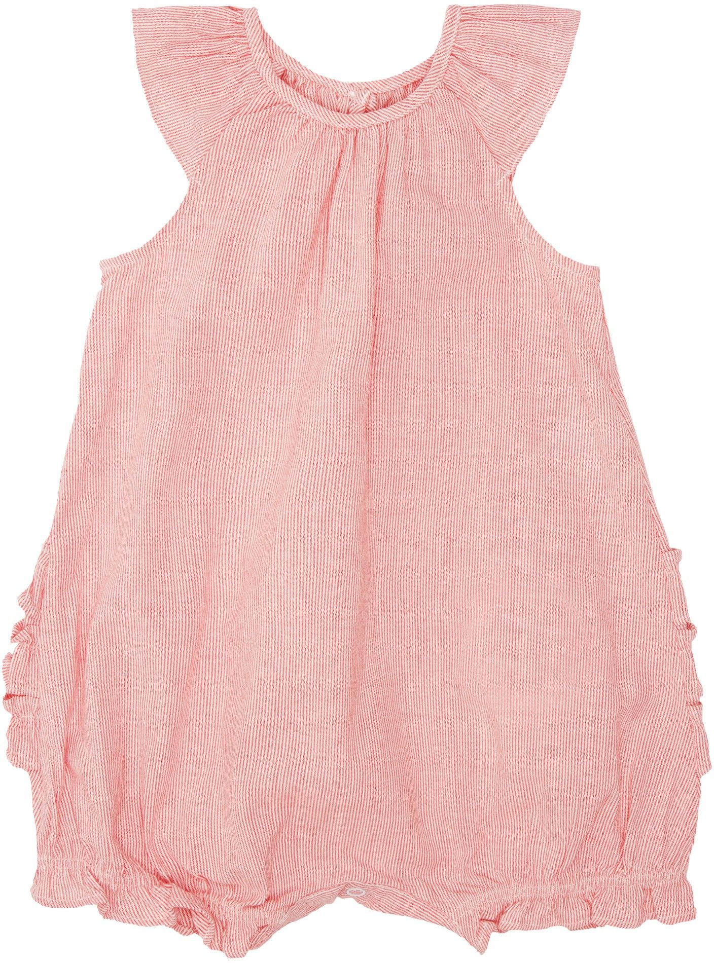 81e8977dc192 Shop The Petit Bateau Girls Malena Baby Body In Red At Elias   Grace ...