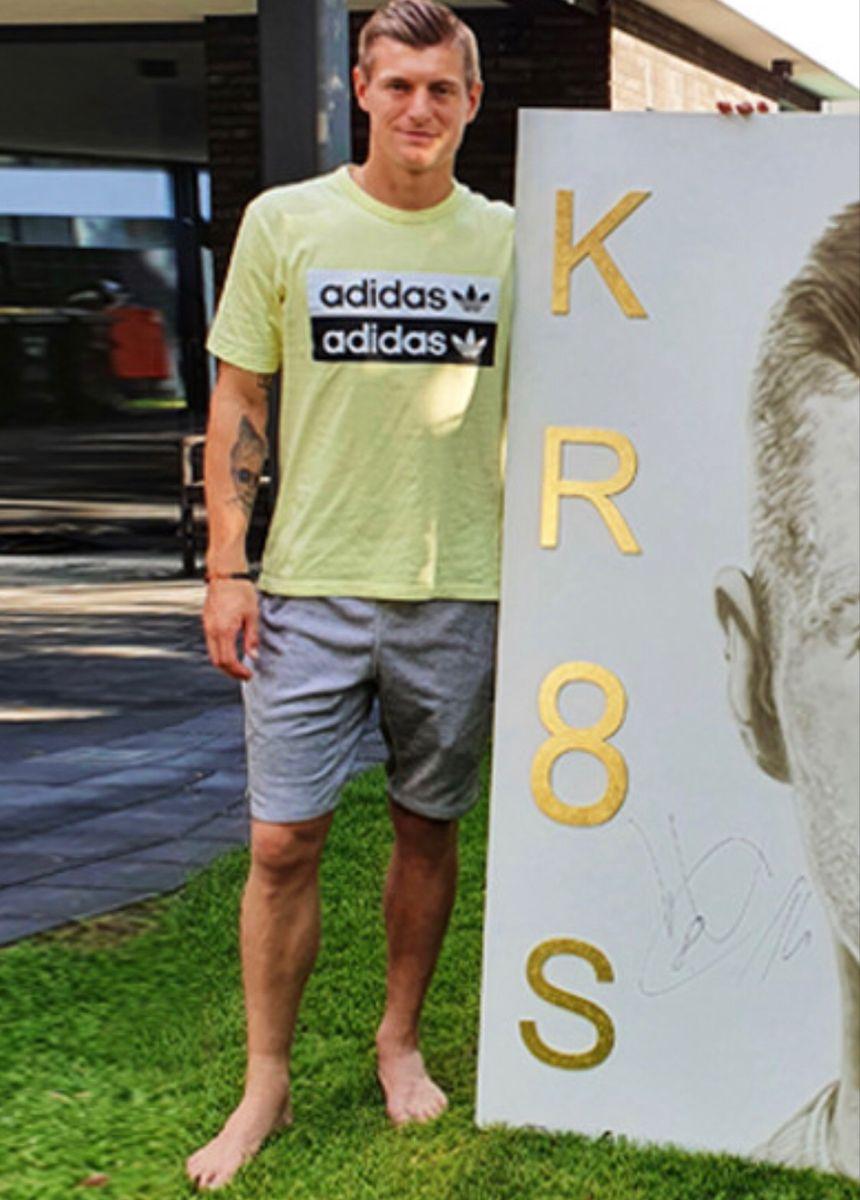 Naked toni kroos Toni Kroos