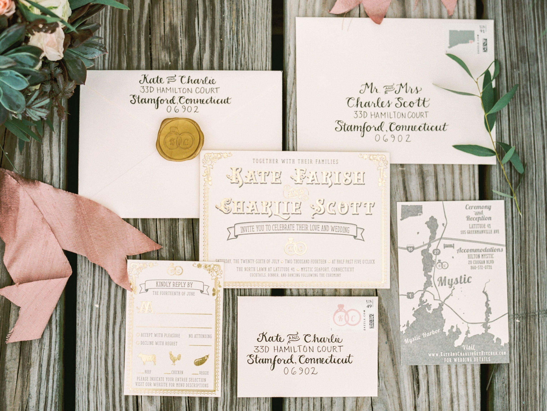 A Complete Wedding Invitation Checklist